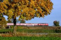 Herbst an der KBS 320 bei Salzgitter Ringelheim, 18.10.2012